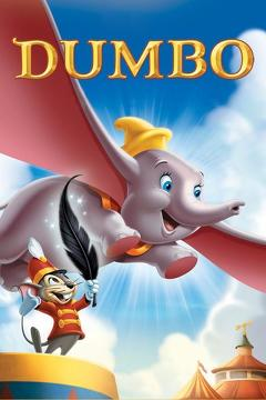 Best Animation Movies of 1941 : Dumbo