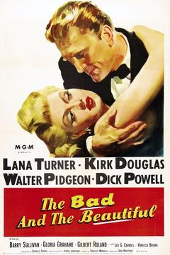 Best Romance Movies of 1952 : The Bad and the Beautiful