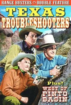 Best Western Movies of 1942 : Texas Trouble Shooters