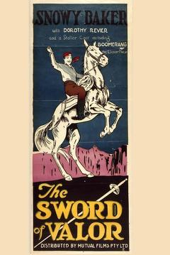 Best Adventure Movies of 1924 : The Sword of Valor