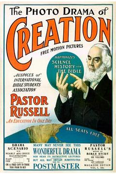 Best Documentary Movies of 1914 : The Photo-Drama of Creation