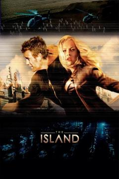 Best Science Fiction Movies of 2005 : The Island