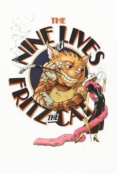 Best Animation Movies of 1974 : The Nine Lives of Fritz the Cat
