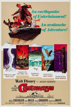 Best Adventure Movies of 1962 : In Search of the Castaways
