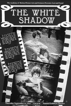 Best Drama Movies of 1924 : The White Shadow