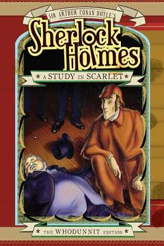Best Animation Movies of 1983 : Sherlock Holmes and a Study in Scarlet
