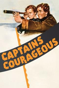 Best Adventure Movies of 1937 : Captains Courageous
