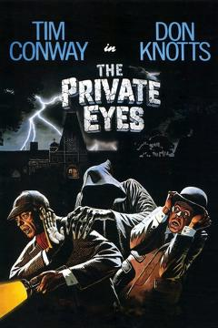 Best Mystery Movies of 1980 : The Private Eyes