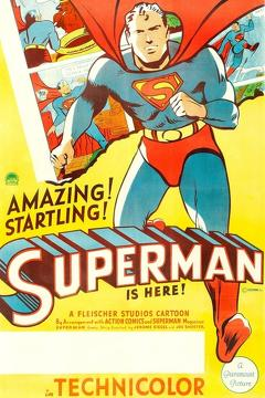 Best Animation Movies of 1941 : Superman