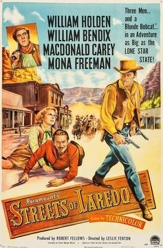 Best Western Movies of 1949 : Streets of Laredo