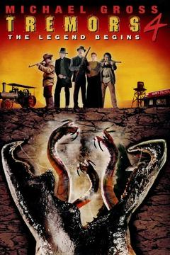 Best Western Movies of 2004 : Tremors 4: The Legend Begins