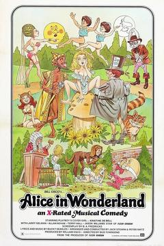 Best Fantasy Movies of 1976 : Alice in Wonderland: An X-Rated Musical Fantasy