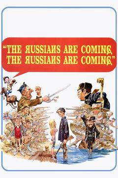 Best War Movies of 1966 : The Russians Are Coming! The Russians Are Coming!