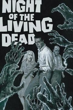 Best Horror Movies of 1968 : Night of the Living Dead