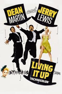 Best Music Movies of 1954 : Living It Up
