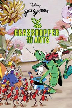 Best Animation Movies of 1934 : The Grasshopper and the Ants