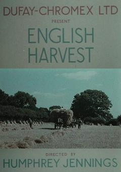 Best Documentary Movies of 1938 : English Harvest