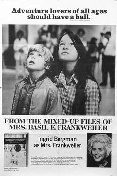 Best Family Movies of 1973 : From the Mixed-Up Files of Mrs. Basil E. Frankweiler