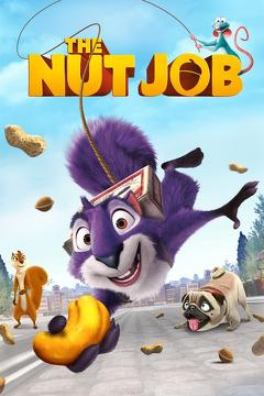 Best Family Movies of 2014 : The Nut Job