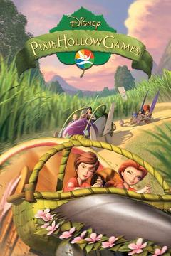 Best Animation Movies of 2011 : Pixie Hollow Games