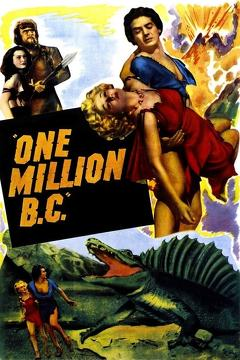 Best Science Fiction Movies of 1940 : One Million B.C.