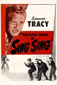 Best Crime Movies of 1932 : 20,000 Years in Sing Sing