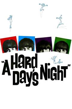 Best Comedy Movies of 1964 : A Hard Day's Night