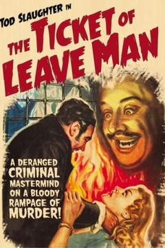 Best Horror Movies of 1937 : The Ticket of Leave Man