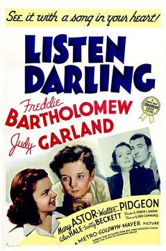 Best Family Movies of 1938 : Listen, Darling