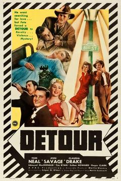 Best Crime Movies of 1945 : Detour
