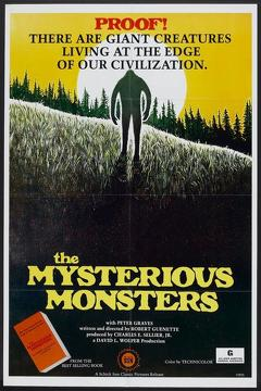 Best Fantasy Movies of 1976 : The Mysterious Monsters
