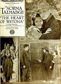 Best Western Movies of 1919 : The Heart of Wetona