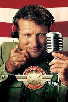 Best Comedy Movies of 1987 : Good Morning, Vietnam