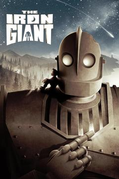 Best Animation Movies of 1999 : The Iron Giant
