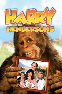 Best Fantasy Movies of 1987 : Harry and the Hendersons