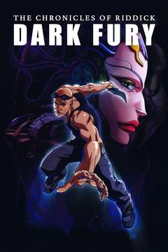 Best Animation Movies of 2004 : The Chronicles of Riddick: Dark Fury