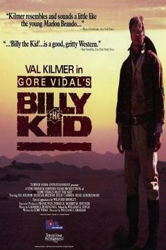 Best Western Movies of 1989 : Gore Vidal's Billy the Kid