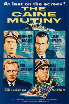 Best Movies of 1954 : The Caine Mutiny
