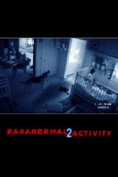 Best Horror Movies of 2010 : Paranormal Activity 2