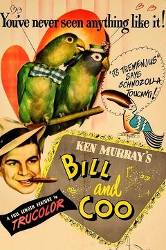 Best Fantasy Movies of 1948 : Bill and Coo
