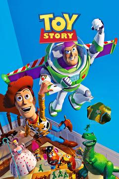 Best Animation Movies of 1995 : Toy Story