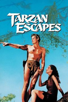 Best Action Movies of 1936 : Tarzan Escapes