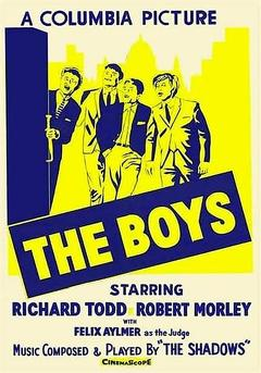 Best Crime Movies of 1962 : The Boys