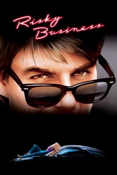 Best Comedy Movies of 1983 : Risky Business