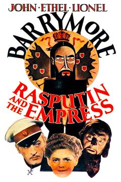 Best History Movies of 1932 : Rasputin and the Empress