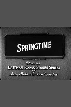Best Animation Movies of 1923 : Springtime
