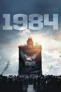 Best Science Fiction Movies of 1984 : Nineteen Eighty-Four