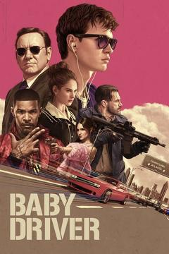 Best Crime Movies of 2017 : Baby Driver