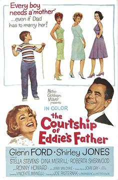 Best Family Movies of 1963 : The Courtship of Eddie's Father