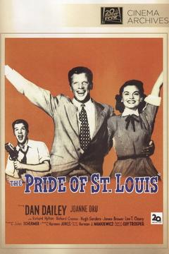 Best Drama Movies of 1952 : The Pride of St. Louis